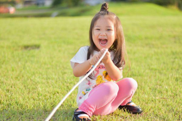 幼稚園実習で実践!年少~年長対象ロープを使った運動遊び