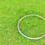 4歳・5歳の責任実習に!フラフープをつかってできる遊び3選