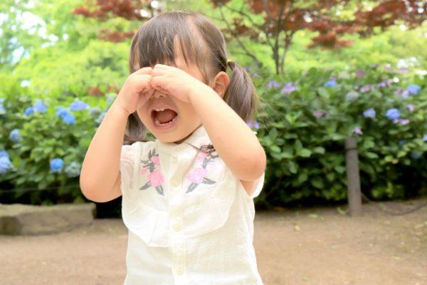 実習生さんへ元保育士がアドバイス!『泣く子にどう対応したらいい?』