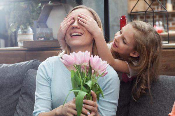 今年の『 母の日 』は5月9日 子どもへの言葉がけとかんたんプレゼント