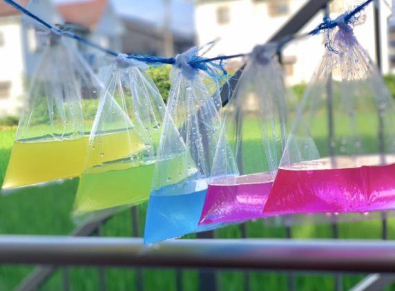 夏の責任実習には涼しげな 水遊び を!保育アイデアを紹介します