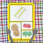 ≪保育≫ 製作遊び 『お弁当を作ろう!』4歳児の責任実習におすすめ♪